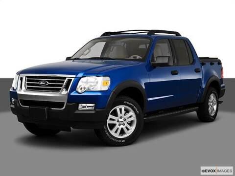 2010 Ford Explorer Sport Trac for sale at SULLIVAN MOTOR COMPANY INC. in Mesa AZ