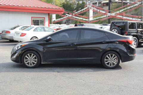 2014 Hyundai Elantra for sale at Car Xpress Auto Sales in Pittsburgh PA