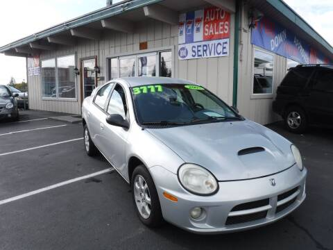 2005 Dodge Neon for sale at 777 Auto Sales and Service in Tacoma WA