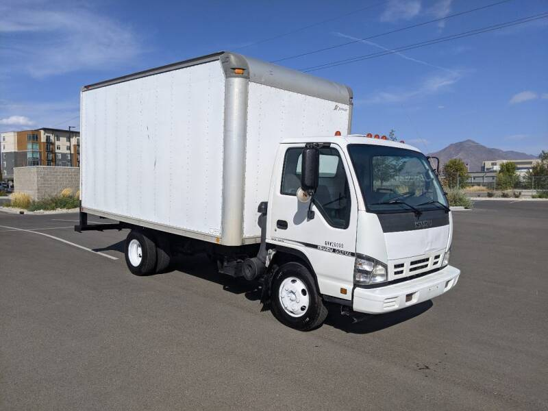 2007 Isuzu NPR for sale at ALL ACCESS AUTO in Murray UT