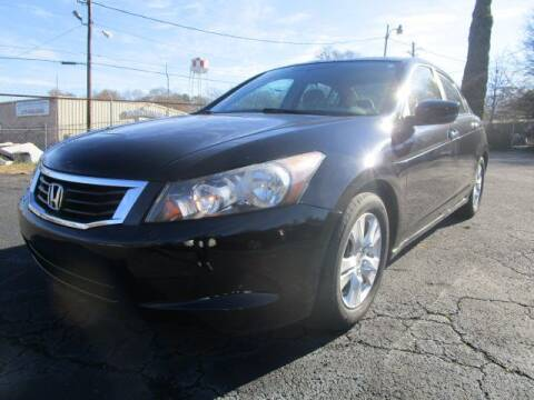 2008 Honda Accord for sale at Lewis Page Auto Brokers in Gainesville GA