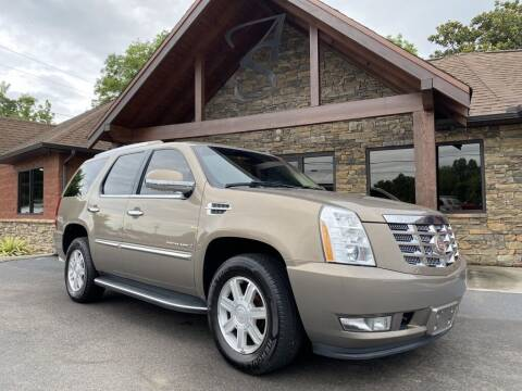 2007 Cadillac Escalade for sale at Auto Solutions in Maryville TN
