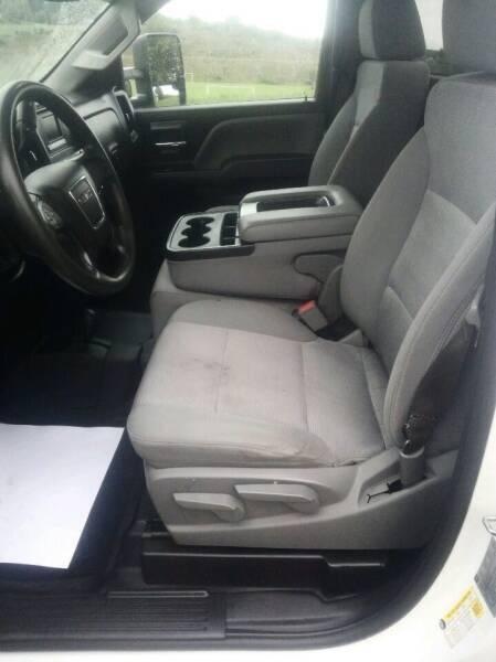 2017 GMC Sierra 2500HD 4x4 2dr Regular Cab LB - Mt.Pleasant PA