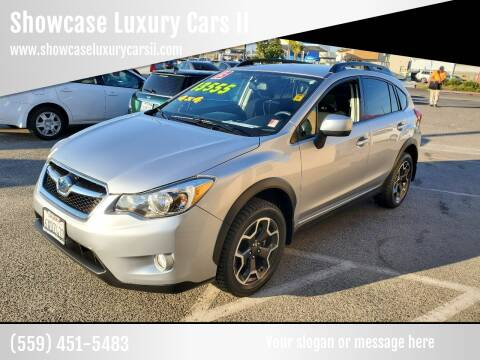 2013 Subaru XV Crosstrek for sale at Showcase Luxury Cars II in Pinedale CA