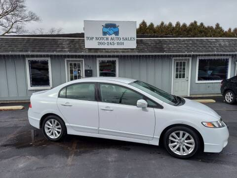 2010 Honda Civic for sale at Top Notch Auto Sales LLC in Bluffton IN