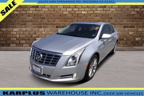 2013 Cadillac XTS for sale at Karplus Warehouse in Pacoima CA