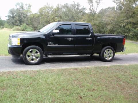 2010 Chevrolet Silverado 1500 for sale at Smith Auto Finance LLC in Grand Saline TX