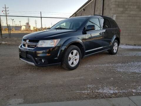 2012 Dodge Journey for sale at KHAN'S AUTO LLC in Worland WY