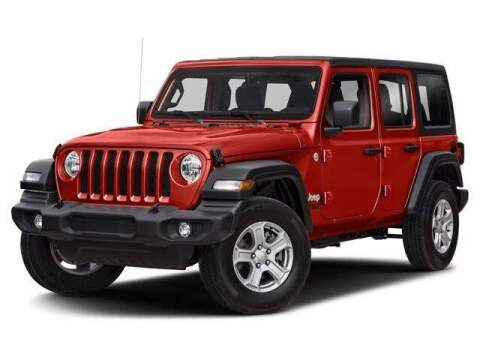 2019 Jeep Wrangler Unlimited for sale at North Olmsted Chrysler Jeep Dodge Ram in North Olmsted OH