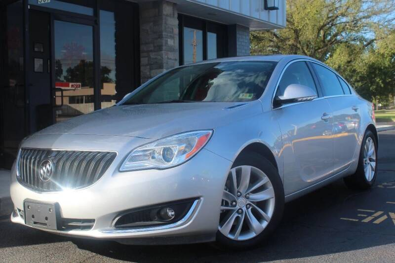 2015 Buick Regal for sale at City to City Auto Sales - Raceway in Richmond VA
