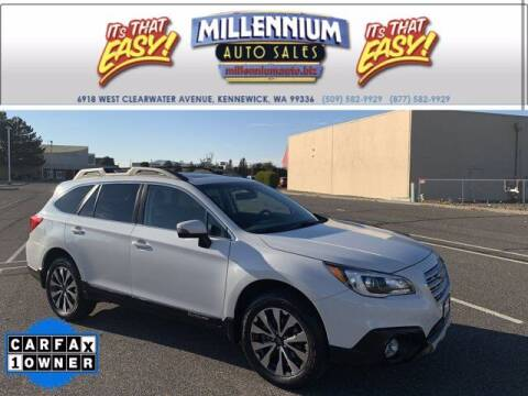 2017 Subaru Outback for sale at Millennium Auto Sales in Kennewick WA
