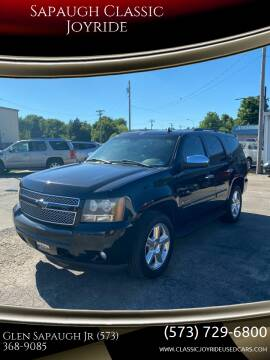 2007 Chevrolet Tahoe for sale at Sapaugh Classic Joyride in Salem MO