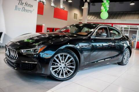 2018 Maserati Ghibli for sale at Quality Auto Center of Springfield in Springfield NJ