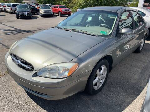 2003 Ford Taurus for sale at Turner's Inc - Main Avenue Lot in Weston WV