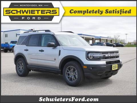 2021 Ford Bronco Sport for sale at Schwieters Ford of Montevideo in Montevideo MN