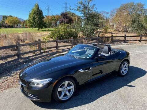 2016 BMW Z4 for sale at Carmania of Stevens Creek in San Jose CA