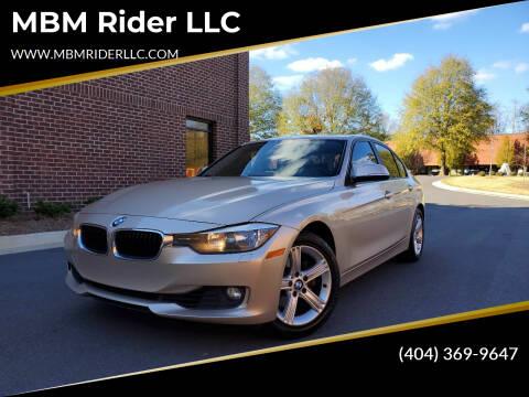 2013 BMW 3 Series for sale at MBM Rider LLC in Alpharetta GA