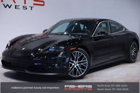2020 Porsche Taycan for sale at Fishers Imports in Fishers IN