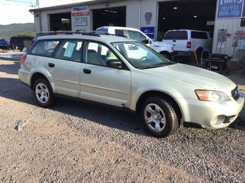 2007 Subaru Outback for sale at Troys Auto Sales in Dornsife PA
