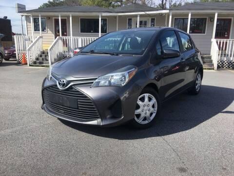 2015 Toyota Yaris for sale at Georgia Car Shop in Marietta GA