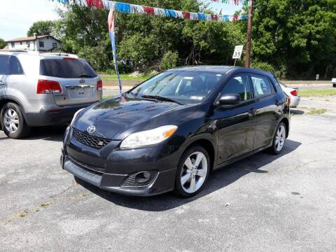 2010 Toyota Matrix for sale at GALANTE AUTO SALES LLC in Aston PA