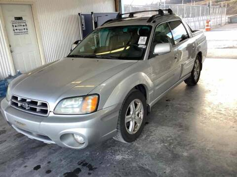 2003 Subaru Baja for sale at ABINGDON AUTOMART LLC in Abingdon VA