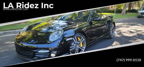 2011 Porsche 911 for sale at LA Ridez Inc in North Hollywood CA