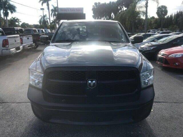 2013 RAM Ram Pickup 1500 for sale at Denny's Auto Sales in Fort Myers FL