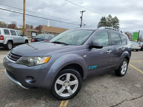 2007 Mitsubishi Outlander for sale at J's Auto Exchange in Derry NH