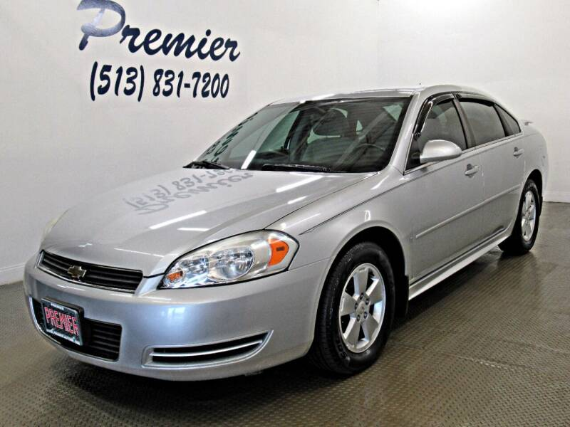 2010 Chevrolet Impala for sale at Premier Automotive Group in Milford OH
