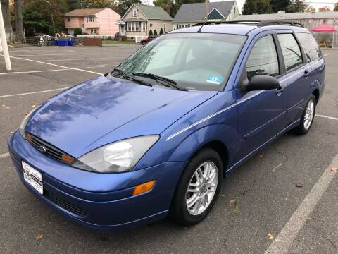 2003 Ford Focus for sale at EZ Auto Sales , Inc in Edison NJ