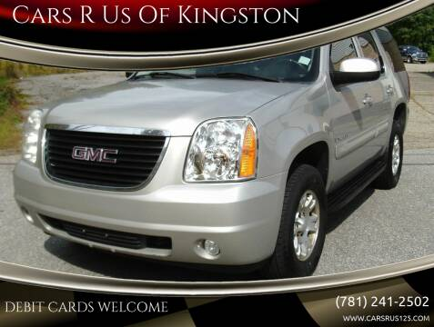 2007 GMC Yukon for sale at Cars R Us Of Kingston in Kingston NH