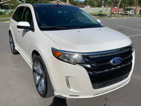 2014 Ford Edge for sale at Consumer Auto Credit in Tampa FL