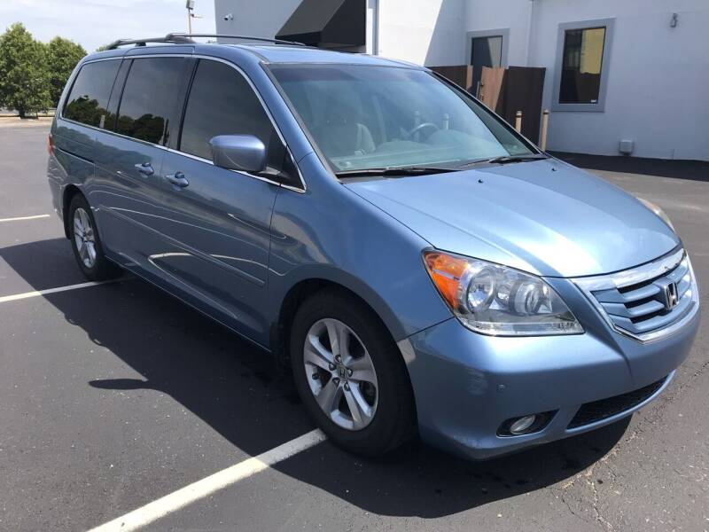 2009 Honda Odyssey for sale at Third Avenue Motors Inc. in Carmel IN