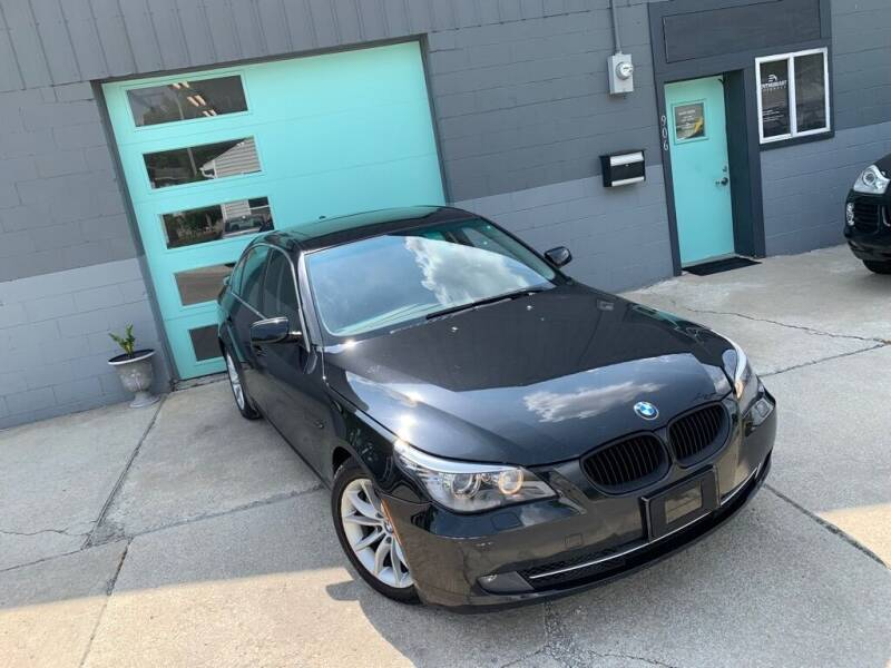 2009 BMW 5 Series for sale at Enthusiast Autohaus in Sheridan IN