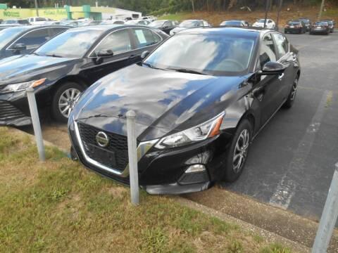 2021 Nissan Altima for sale at AUTO MART in Montgomery AL