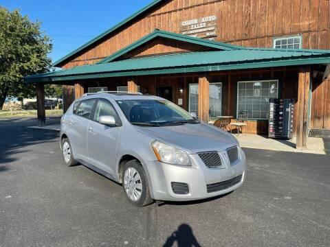 2009 Pontiac Vibe for sale at Coeur Auto Sales in Hayden ID