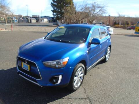2015 Mitsubishi Outlander Sport for sale at Team D Auto Sales in St George UT