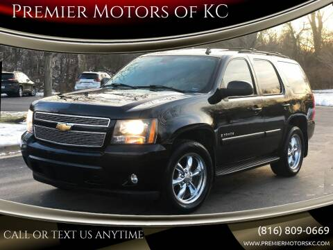 2007 Chevrolet Tahoe for sale at Premier Motors of KC in Kansas City MO