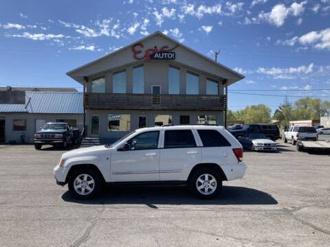 2010 Jeep Grand Cherokee for sale at Epic Auto in Idaho Falls ID