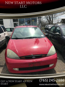 2004 Ford Focus for sale at New Start Motors LLC in Montezuma IN