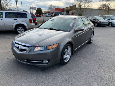 2008 Acura TL for sale at Diana Rico LLC in Dalton GA