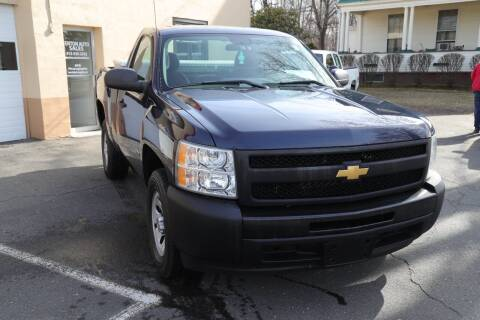 2012 Chevrolet Silverado 1500 for sale at FENTON AUTO SALES in Westfield MA