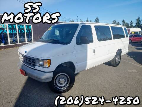 1994 Ford E-350 for sale at SS MOTORS LLC in Edmonds WA