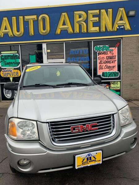 2008 GMC Envoy for sale at Auto Arena in Fairfield OH
