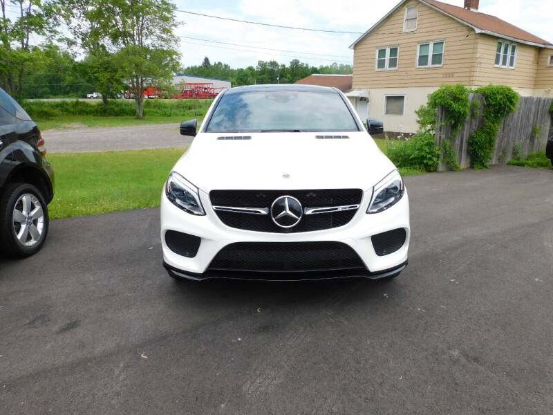 2018 Mercedes-Benz GLE for sale in Endicott, NY
