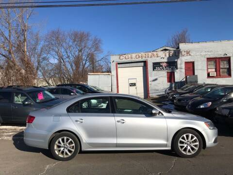 2013 Volkswagen Jetta for sale at Dan's Auto Sales and Repair LLC in East Hartford CT