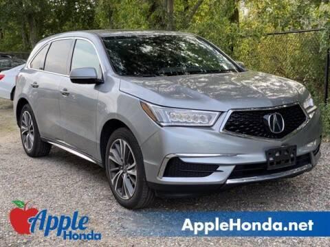 2019 Acura MDX for sale at APPLE HONDA in Riverhead NY
