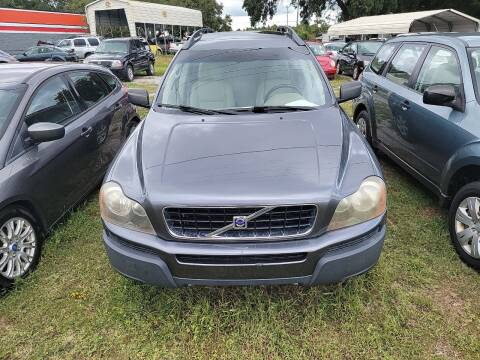 2006 Volvo XC90 for sale at Wally's Cars ,LLC. in Morehead City NC