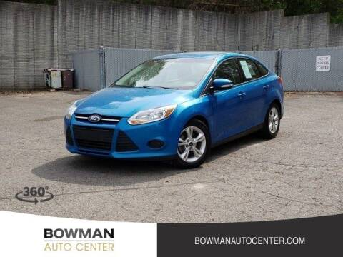 2014 Ford Focus for sale at Bowman Auto Center in Clarkston MI